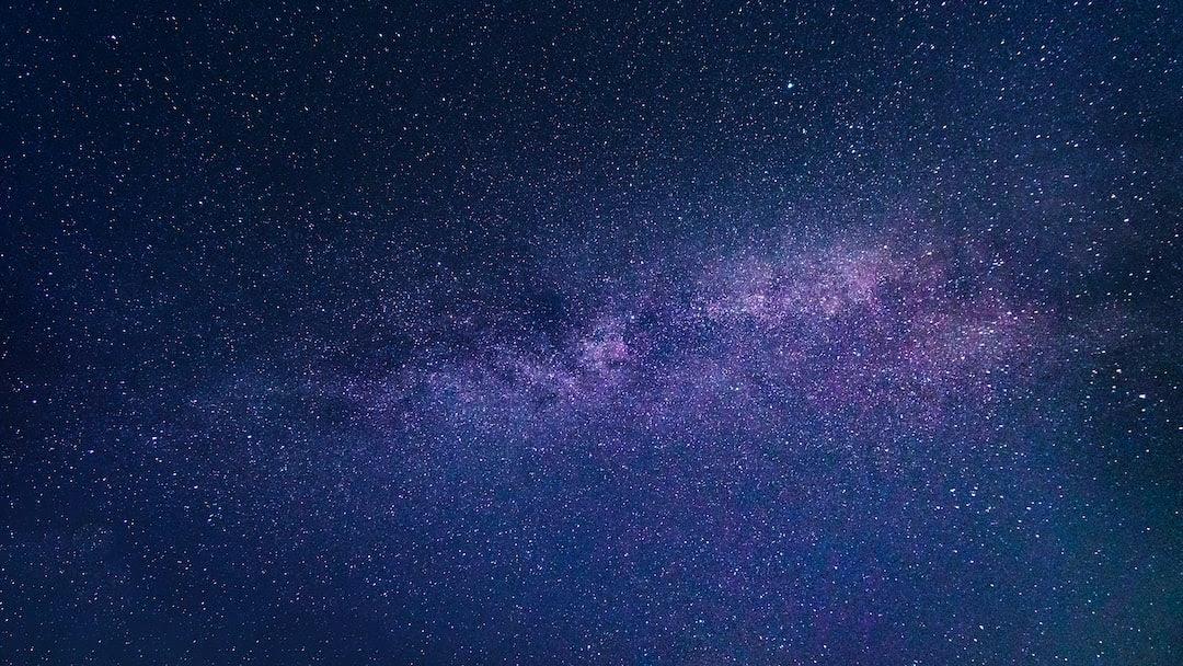 Download 900+ Background Anime Galaxy Terbaik