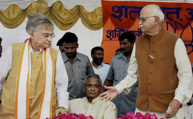 In Babri Case, LK Advani, Others Get Bail, Ask Court Not To Frame Charges