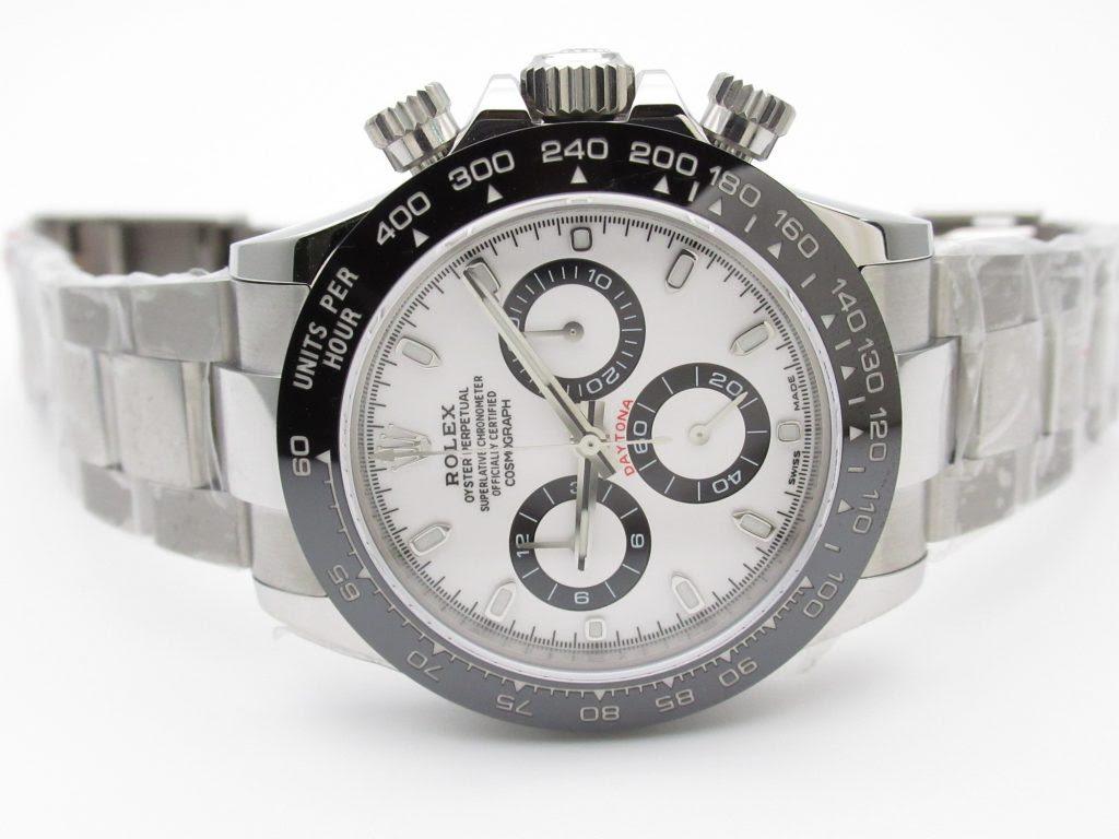 Noob Daytona 116500 White Dial