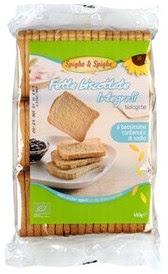 SpigheeSpighe Fette biscottate integrali sodio
