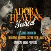 Adora Heavens 2011: Third Day, Trazendo a Arca, Pregador Luo e muito mais em um grande evento