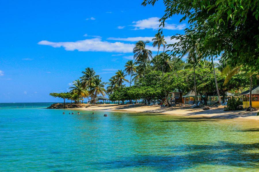 Tobago Island 9Y/K2HVN Pigeon Point.
