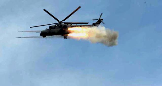 Ribuan Prajurit TNI Bombardir Sangatta