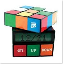 Rubikova budilka
