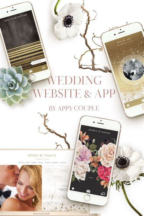 17 Best images about Wedding Website and App on Pinterest