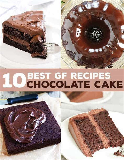 The 10 Best Gluten Free Chocolate Cake Recipes   your