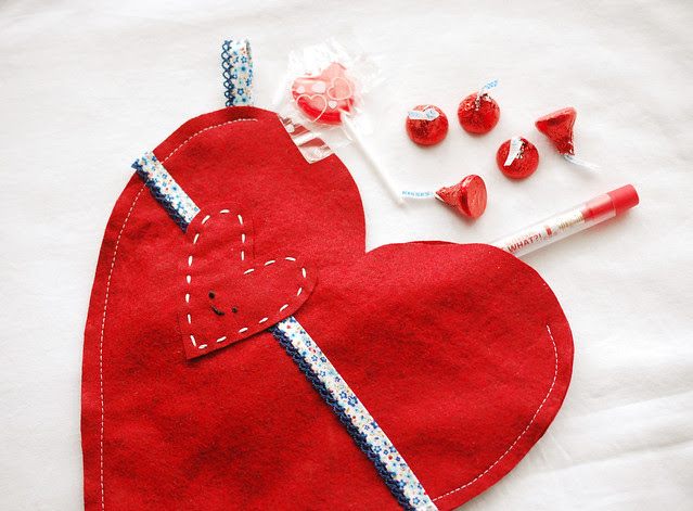 Heart Stocking