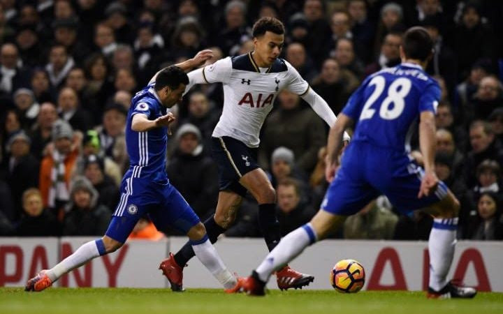 Chelsea to play Spurs while Arsenal face Man City in FA Cup semi-final