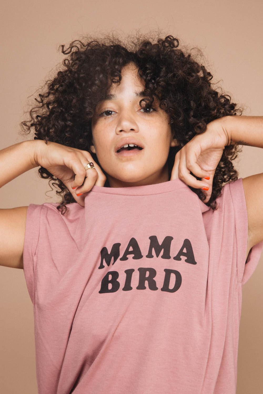 mama bird t shirt