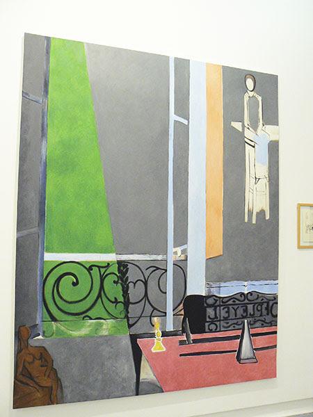 sophie Matisse, leçon de Piano