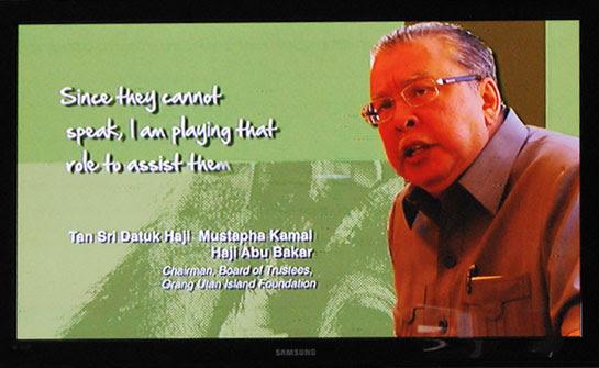 Tan Sri Haji Datuk Mustapha Kamal