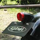 キジマ KIJIMA HD-01409 テールランプキット スパルトスリム ハーレー スポーツスター XL1200X