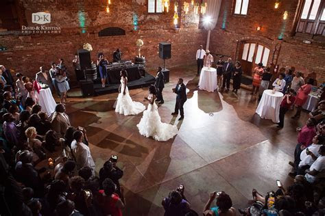 choreographed first dance double wedding   David
