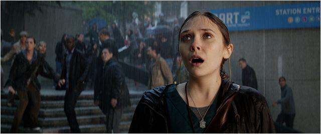 Godzilla : Foto Elizabeth Olsen