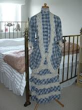 My Great Grandmother's Wedding Dress