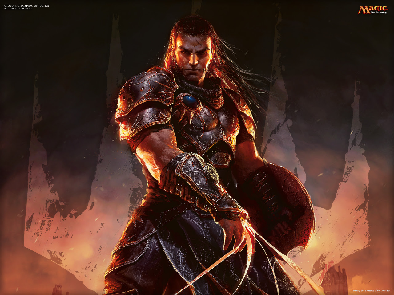 Wallpaper Of The Week Gideon Champion Of Justice Magic The
