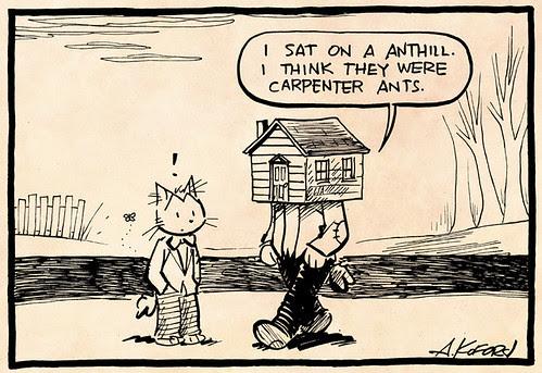 Laugh-Out-Loud Cats #2443 by Ape Lad