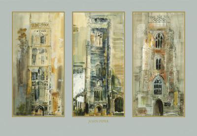 Three suffolk towers