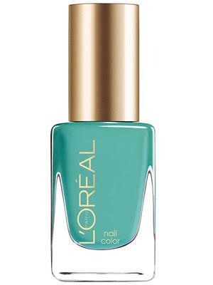 Club Privé - L'Oreal nail polish. yes.