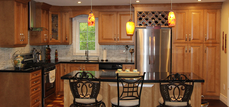 Custom Kitchen Cabinets | Full Kitchen Renovation by Millo ...