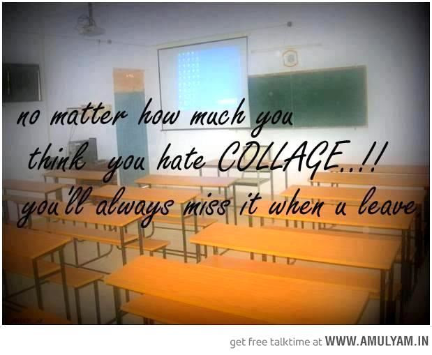 Quotes About College Days Memories 19 Quotes