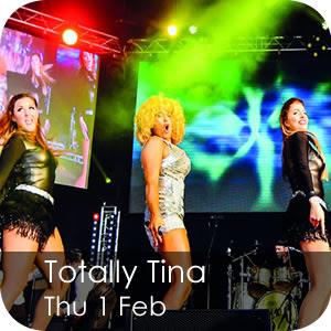 Totally Tina - Thu 1 Feb