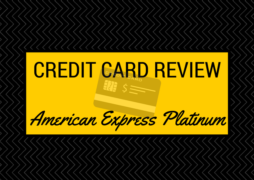 Credit Card Review - American Express Platinum - PointsNerd