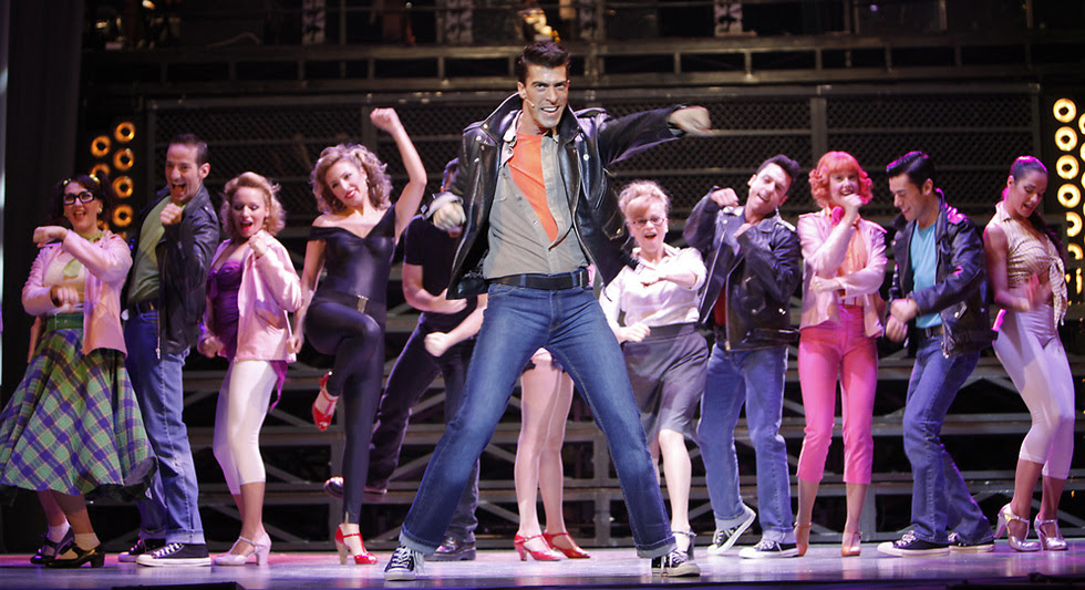 'Grease, el musical de tu  vida'