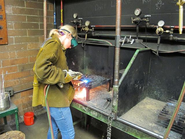 Welding: Continuing Studies: Thompson Rivers University