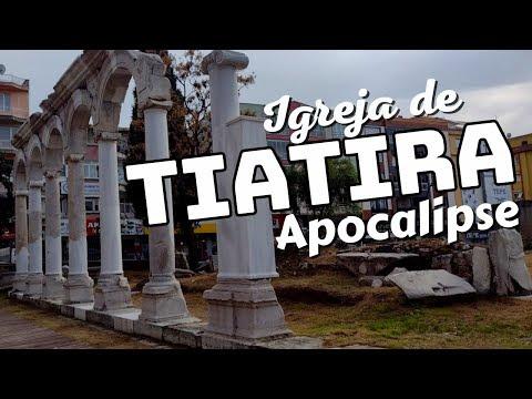 Carta á igreja de Tiatira no Apocalipse - Pr. Welfany Nolasco