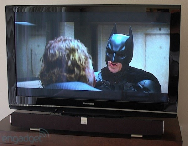 Vizio Soundbar with SRS TruSurround HD
