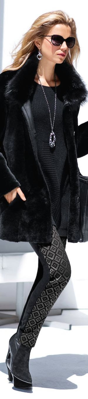 Madeleine Fall 2014 ● MADELEINE Reversible Jacket