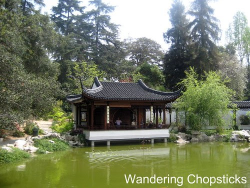 The Huntington Library, Art Collections, and Botanical Gardens (Chinese Garden) (Spring) - San Marino 4