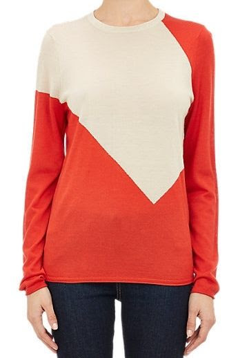 Derek Lam Colorblock Sweater
