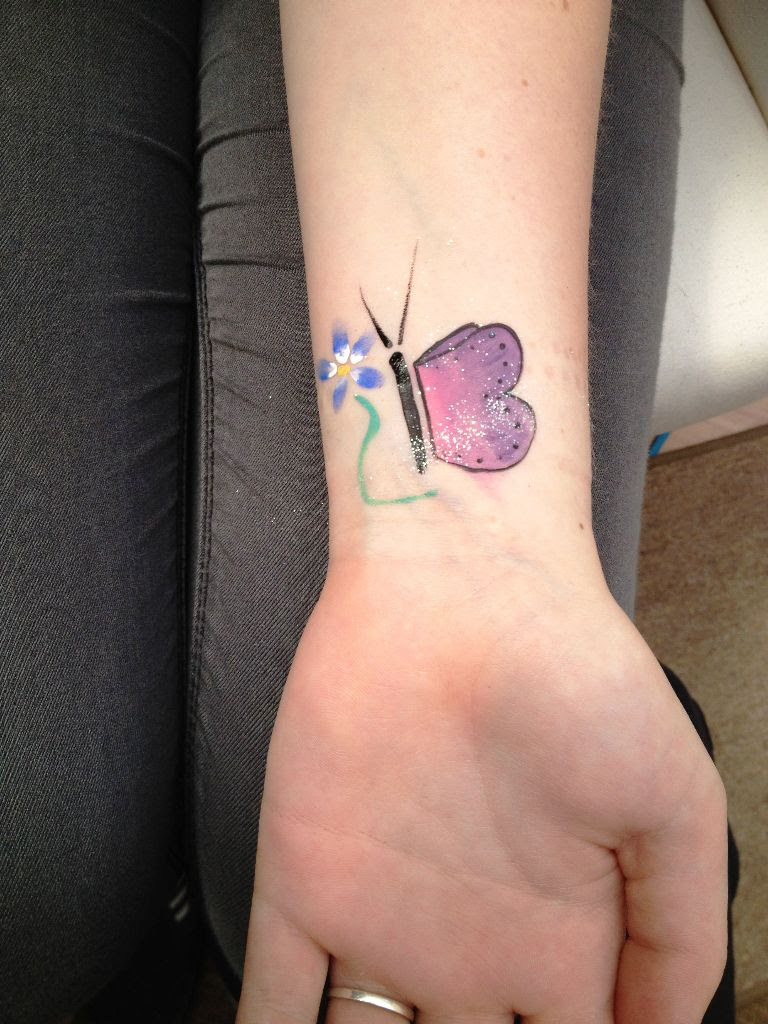 Small Butterfly Tattoos For Women Flawssy