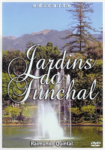 Raimundo Quintal - Jardins do Funchal - DVD cover - 800