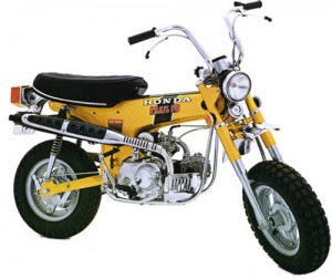 Honda St70 Ct70 Ct70h Dax Trail 70 Manual