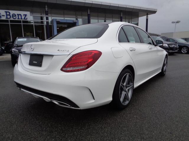 2015 Polar white Mercedes-Benz C-Class   Sedans   roanoke.com