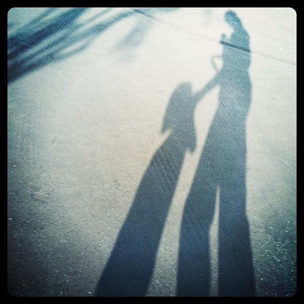 45/365 Long shadows of winter