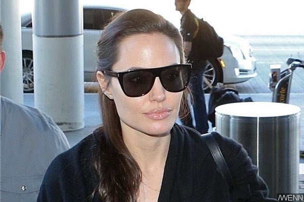 Angelina Jolie Is NOT on the Verge of 'Dying'