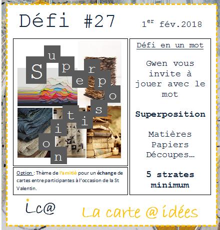 Défi#27