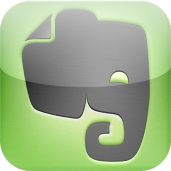 Evernote for iOS icon