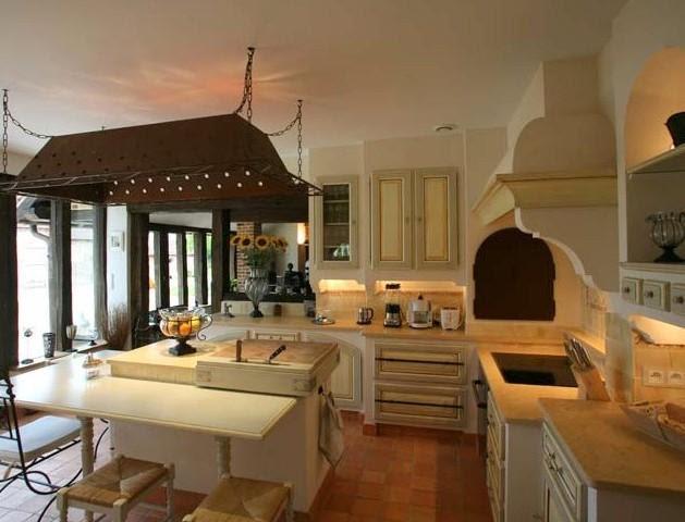 Cucine Di Lusso Americane: Cucine all americana. Cucine classiche di ...