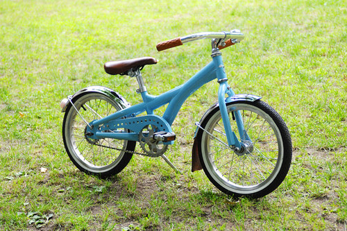 Children's Bike Customised by Tomii Cycles