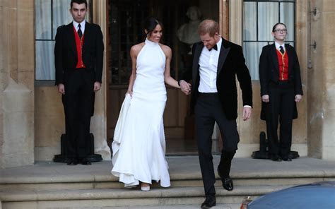 See Meghan Markle in Her Second Wedding Dress?and Princess