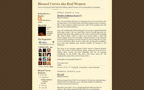 Blessed Curves aka Real Women