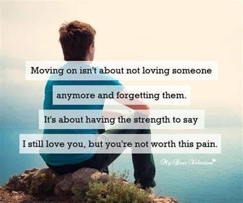 Not Being Loved Anymore Quotes