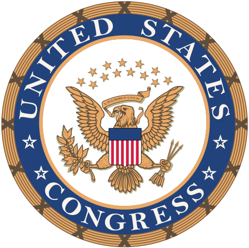 Seal of the United States Congress