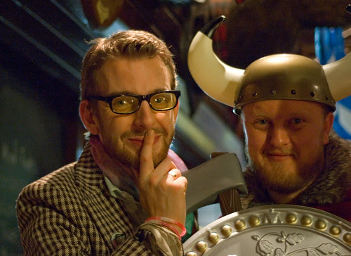The Professor and the Viking