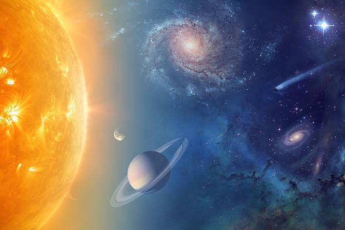 Sistema Solar e além